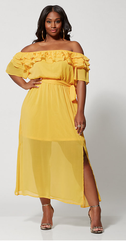 Fashion To Figure - Plus Size Clothing For Summer