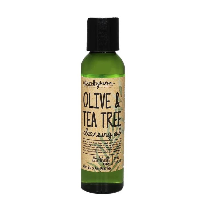 Urban Hydration Acne & Inflammation Tea Tree & Olive Face Cleansing Oil